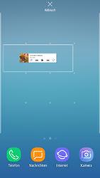 Samsung Galaxy J3 (2017) - Startanleitung - Installieren von Widgets und Apps auf der Startseite - Schritt 7