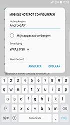 Samsung Galaxy S6 Edge - Android Nougat - WiFi - Mobiele hotspot instellen - Stap 9