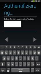 Samsung Galaxy Mega 6-3 LTE - Apps - Konto anlegen und einrichten - 20 / 25