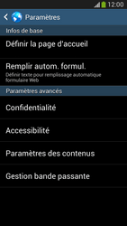 Samsung Galaxy S 4 Mini LTE - Internet et roaming de données - Configuration manuelle - Étape 26