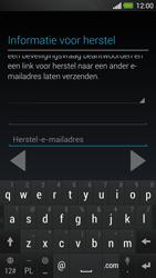 HTC One - Applicaties - Account instellen - Stap 15