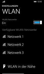 Nokia Lumia 635 - WiFi - WiFi-Konfiguration - Schritt 6