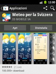 Samsung Galaxy Pocket - Applicazioni - Installazione delle applicazioni - Fase 17