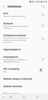 Samsung galaxy-j6-sm-j600fn-ds - Buitenland - Bellen, sms en internet - Stap 5