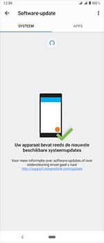 Sony Xperia 1 - Software update - update installeren zonder PC - Stap 7