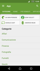Sony Xperia Z5 Compact - Applicazioni - Installazione delle applicazioni - Fase 6