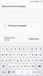 Samsung Galaxy A3 (2017) - E-Mail - Konto einrichten - Schritt 7