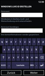Nokia Lumia 800 - Apps - Konto anlegen und einrichten - 15 / 22