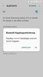 Samsung Galaxy S7 - Android N - Bluetooth - Verbinden von Geräten - Schritt 8