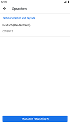 Nokia 8 - Android Pie - Startanleitung - So fügen Sie eine Tastatursprache hinzu - Schritt 9