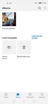Huawei Nova 5T - Photos, vidéos, musique - Envoyer une photo via Bluetooth - Étape 4