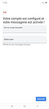 Samsung Galaxy Note 10 Lite - E-mails - Ajouter ou modifier votre compte Yahoo - Étape 13