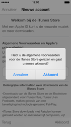 Apple iPhone 5 iOS 7 - apps - account instellen - stap 11