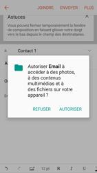 Samsung Galaxy S6 (G920F) - Android M - E-mail - envoyer un e-mail - Étape 10