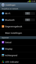 Samsung I9300 Galaxy S III - Buitenland - Bellen, sms en internet - Stap 5
