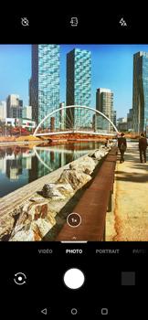 OnePlus 7 - Photos, vidéos, musique - Créer une vidéo - Étape 5