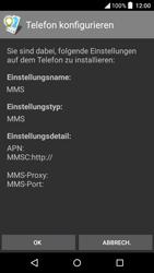 Alcatel OT-6039Y Idol 3 (4.7) - MMS - Automatische Konfiguration - Schritt 6