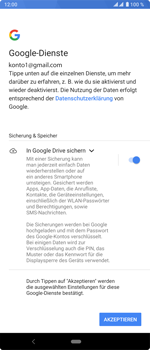 Sony Xperia 5 - E-Mail - 032a. Email wizard - Gmail - Schritt 12