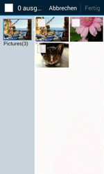 Samsung G388F Galaxy Xcover 3 - MMS - Erstellen und senden - Schritt 20