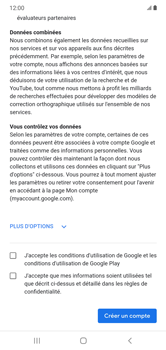 Samsung Galaxy Note 10+ - Applications - Créer un compte - Étape 14
