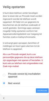 Samsung galaxy-note-8-sm-n950f-android-pie - Instellingen aanpassen - Nieuw toestel instellen - Stap 19