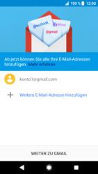 Sony Xperia XZ - Android Oreo - E-Mail - Konto einrichten (gmail) - Schritt 13