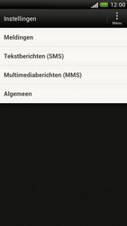 HTC Z520e One S - SMS en MMS - Handmatig instellen - Stap 4
