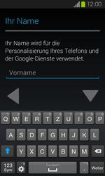 Samsung I9100 Galaxy S2 mit Android 4.1 - Apps - Konto anlegen und einrichten - Schritt 5
