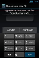 Bouygues Telecom Bs 351 - Sécuriser votre mobile - Activer le code de verrouillage - Étape 8