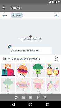 Nokia 6 (2018) - MMS - Afbeeldingen verzenden - Stap 10