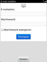 BlackBerry 9810 Torch - E-mail - Handmatig instellen - Stap 9