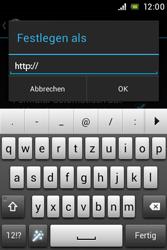Sony Xperia E - Internet - Apn-Einstellungen - 24 / 26
