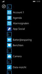 Nokia Lumia 830 - sms - handmatig instellen - stap 3