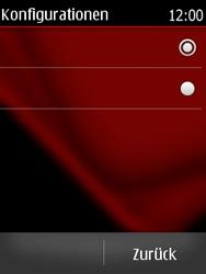 Nokia Asha 300 - Internet - Automatische Konfiguration - Schritt 11