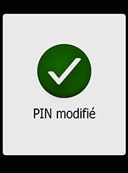Doro 6520 - Sécuriser votre mobile - Personnaliser le code PIN de votre carte SIM - Étape 13
