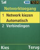 Samsung C3050 - netwerk en bereik - gebruik in binnen- en buitenland - stap 5