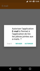 Crosscall Core X3 - E-mails - Ajouter ou modifier votre compte Outlook - Étape 6