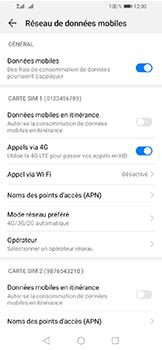 Huawei Y6 (2019) - Internet et connexion - Activer la 4G - Étape 7