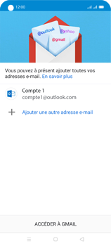 Oppo Reno 4 Pro - E-mails - Ajouter ou modifier votre compte Outlook - Étape 12