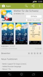 Sony Xperia V - Apps - Installieren von Apps - Schritt 16
