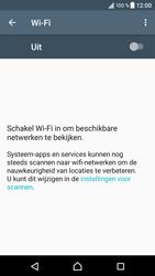 Sony Xperia XZ - Wifi - handmatig instellen - Stap 4