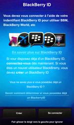 BlackBerry Z10 - Premiers pas - Créer un compte - Étape 8
