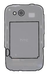 HTC A510e Wildfire S - SIM-Karte - Einlegen - Schritt 5