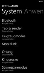 Nokia Lumia 920 LTE - Netzwerk - Netzwerkeinstellungen ändern - 4 / 6
