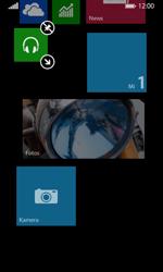 Nokia Lumia 635 - Startanleitung - Personalisieren der Startseite - Schritt 12