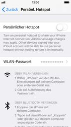 Apple iPhone SE - Internet - Mobilen WLAN-Hotspot einrichten - 1 / 1