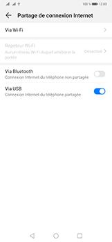 Huawei Mate 20 Pro - Internet et connexion - Utiliser le mode modem par USB - Étape 8