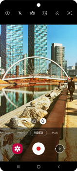 Samsung Galaxy A51 - Photos, vidéos, musique - Créer une vidéo - Étape 6