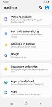 Samsung galaxy-a8-2018-sm-a530f-android-pie - Beveiliging en ouderlijk toezicht - Zoek mijn mobiel inschakelen - Stap 4