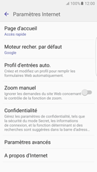 Samsung Galaxy S6 Edge (G925F) - Android M - Internet - configuration manuelle - Étape 23